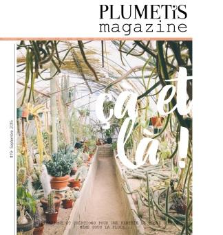 Plumetis magazine