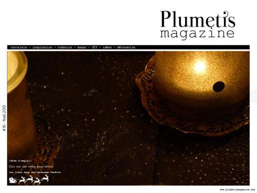 Plumetis magazine #16